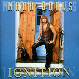 Mark Boals - Ignition cover art
