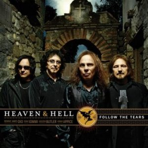 Heaven and Hell - Follow the Tears cover art