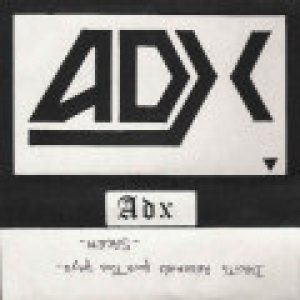 ADX - Demo cover art