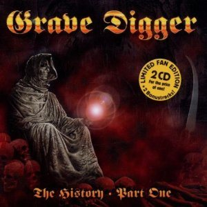 Grave Digger - The History: Part One cover art