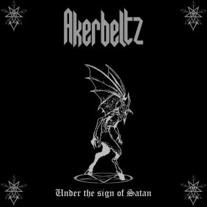 Akerbeltz - Under the sign of Satan cover art