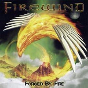 Firewind - Forged By Fire cover art