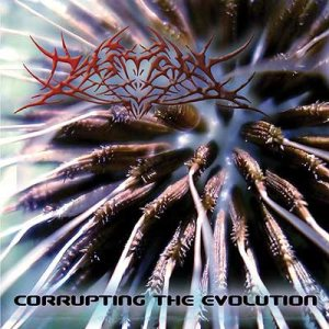 Diftery - Corrupting the Evolution cover art