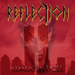 Reflection - Made in Hell cover art