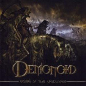 Demonoid - Riders of the Apocalypse cover art