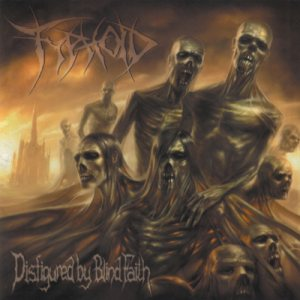 Typhoid - Disfigured By Blind Faith cover art
