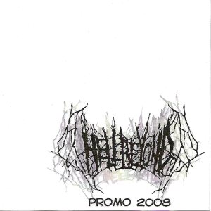 Hellbeyond - Promo 2008 cover art