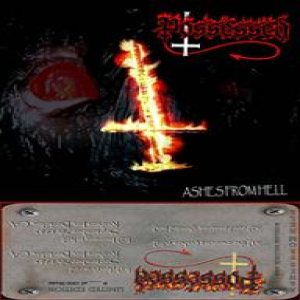 Possessed - Ashes From Hell cover art