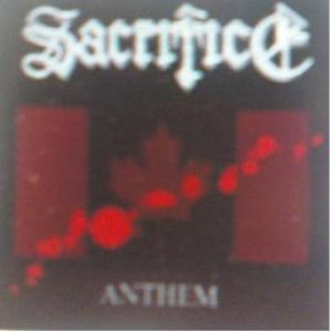 Sacrifice - Anthem cover art