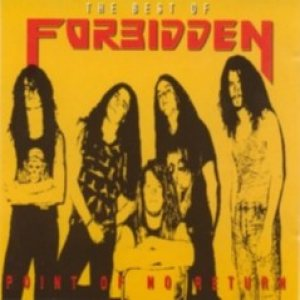 Forbidden - Point of No Return cover art