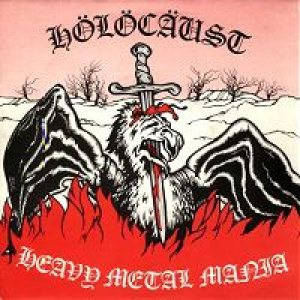 Holocaust - Heavy Metal Mania cover art