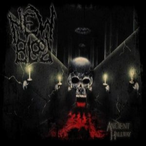 New Blood - Ancient Hallway cover art