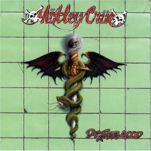 Mötley Crüe - Dr. Feelgood cover art