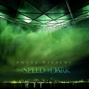 Angel Vivaldi - The Speed of Dark cover art
