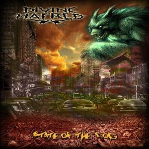 Divine Hatred - State of the Dog cover art