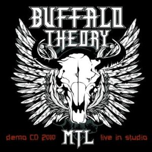 Buffalo Theory MTL - Demo CD 2010 - Live in Studio cover art
