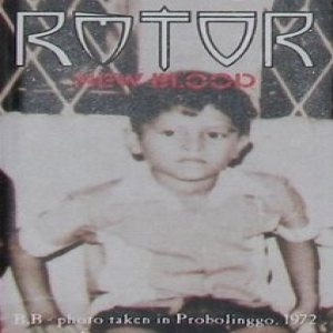 Rotor - New Blood cover art