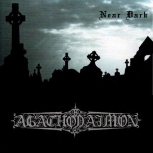 Agathodaimon - Near Dark cover art