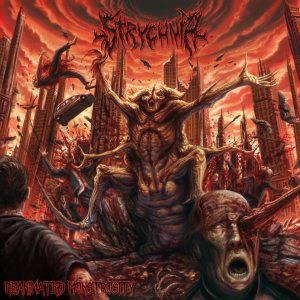 Strychnia - Reanimated Monstrosity cover art