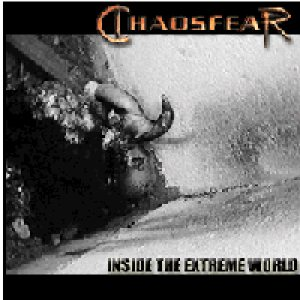 Chaosfear - Inside the Extreme World cover art