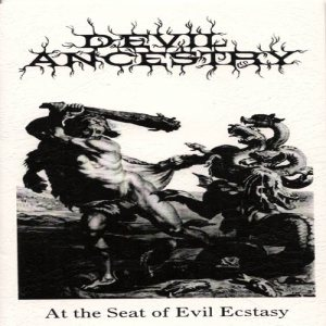 Devil Ancestry - At the Seat of Evil Ecstasy cover art