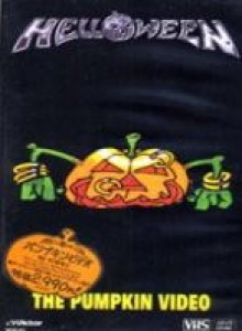 Helloween - The Pumpkin Video cover art