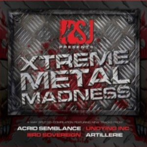Acrid Semblance - Xtreme Metal Madness cover art