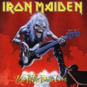 Iron Maiden - Fear of the Dark (Live) cover art