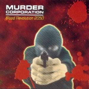 Murder Corporation - Blood Revolution 2050 cover art