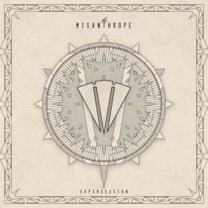 The Misanthrope - Supression cover art