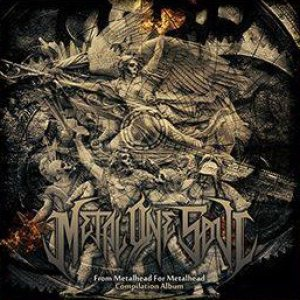 Various Artists - METAL ONE SOUL Compilation Album : From Metalhead for Metalhead cover art