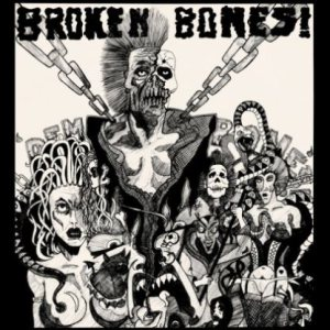 Broken Bones - Dem Bones cover art