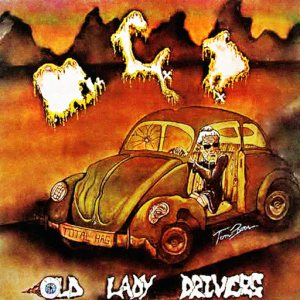 O.L.D. - Old Lady Drivers cover art