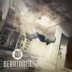 Beartooth - Disgusting cover art