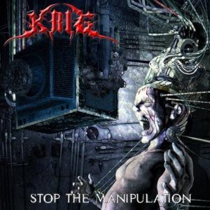 Krig - Stop the Manipulation cover art