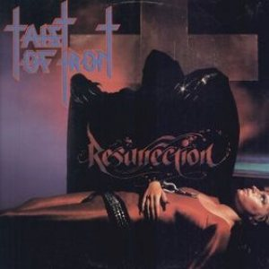 Taist of Iron - Resurrection cover art