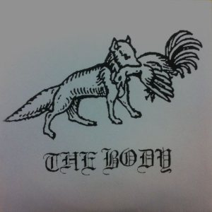 The Body - The Cold, Suffocating Dark Goes on Forever and We Are Alone cover art
