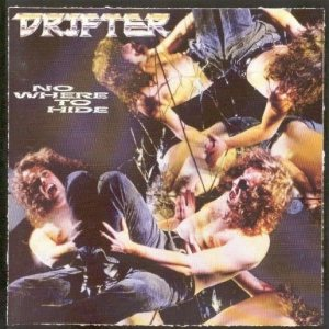 Drifter - Nowhere to Hide cover art