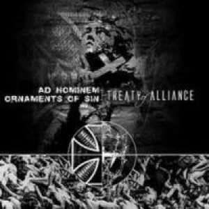 Ad Hominem - Treaty of Alliance - Agony of a Dying Race cover art