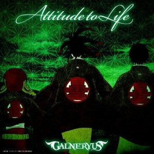 Galneryus - Attitude to Life cover art