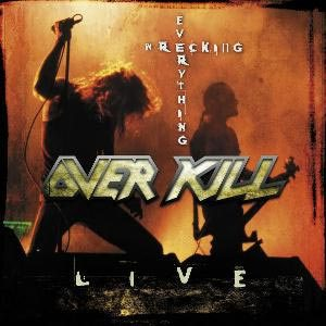 Overkill - Wrecking Everything cover art