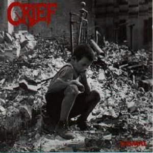 Grief - Dismal cover art