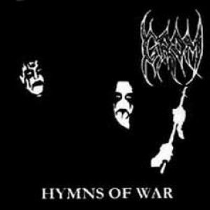 Grom - Hymns of War cover art