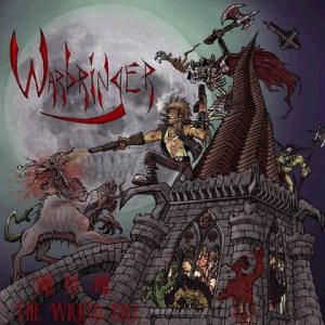 Warbringer - One By One, the Wicked Fall cover art