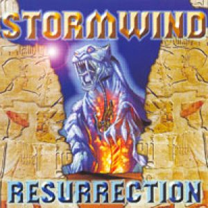 Stormwind - Resurrection cover art