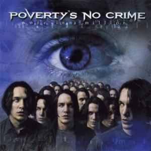 Poverty's No Crime - One in a Million cover art