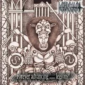 Mithras - Forever Advancing... Legions cover art