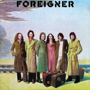 Foreigner - Foreigner cover art
