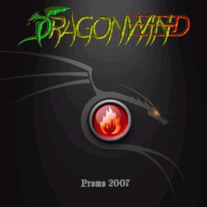 Dragonwind - Promo cover art