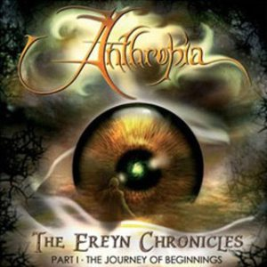 Anthropia - Ereyn Chronicles Part I: the Journey of Beginnings cover art
